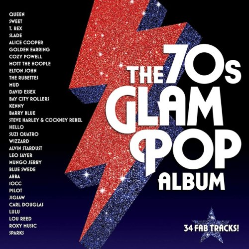 The 70s Glam Pop Album (2021)