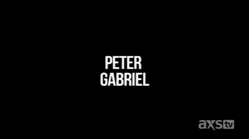 Peter Gabriel - Live In Verona (2010) HDTVRip 1080p