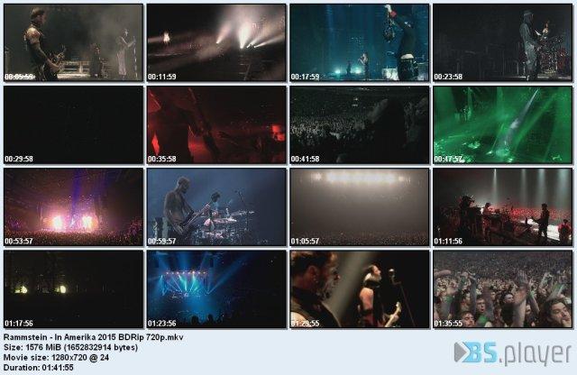 Rammstein - In Amerika (Disc 1)