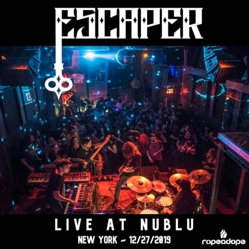 Escaper - Live at Nublu (New York, 12-27-19) (2021)