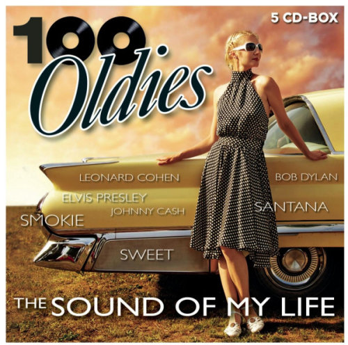 Various Artists – ?100 Oldies Vol.1 The Sound Of My Life [Mp3 320kbps Quality Songs]