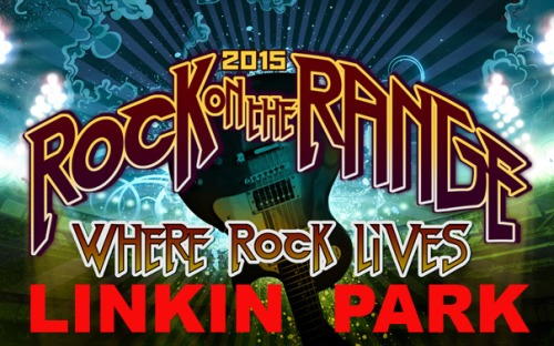 Linkin Park - Rock On The Range Festival (2015) HDTV