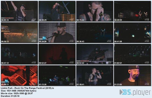 Linkin Park - Rock On The Range Festival (2015) HDTV