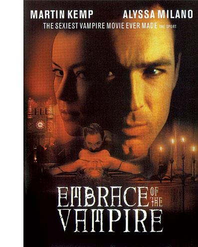 ������� ������� / Embrace Of The Vampire (1994) BDRip-AVC | AVO