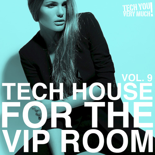 Tech House For The VIP Room Vol. 9 (2020)
