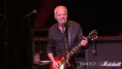 Peter Frampton - DTE Energy Music Theatre