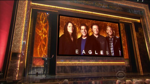 The Eagles - Kennedy Center Honors (2016) HDTV