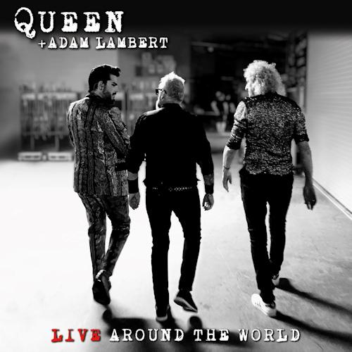 Queen + Adam Lambert - Live Around World (2020) BDRip 720p