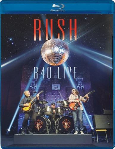 Rush - R40 Live