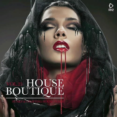 HOUSE BOUTIQUE VOL. 25 - FUNKY & UPLIFTING HOUSE TUNES (2019)