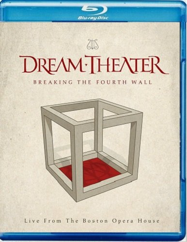 Dream Theater - Breaking The Fourth Wall (2014) BDRip 720p