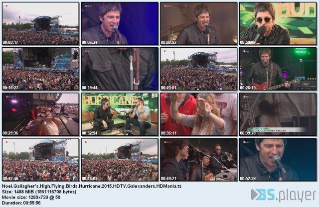 Noel Gallagher's High Flying Birds - Hurricane Festival