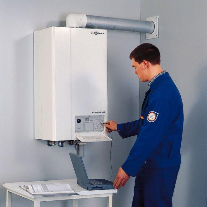 КПД газового котла отопления