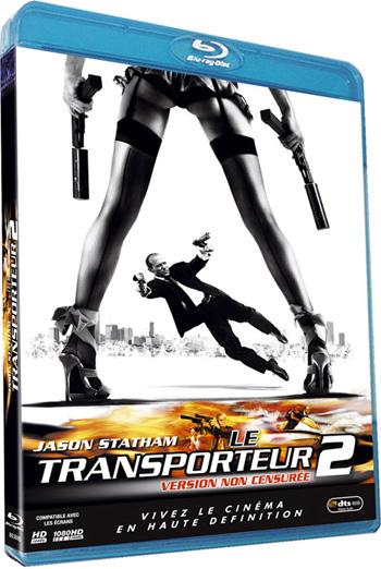 Перевозчик 2 / Transporter 2 / Le Transporteur II (2005) BDRip 720p