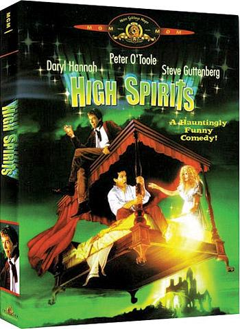 Бодрость духов / High Spirits (1988) HDTVRip (720p) от 0ptimus | P, A