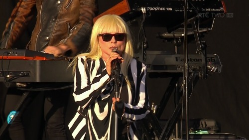 Blondie - Electric Picnic Festival (2014) HDTV