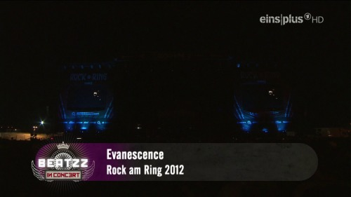 Evanescence - Rock Am Ring (2012) HDTV