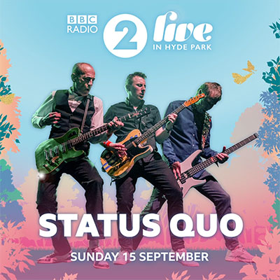 Status Quo - Live In Hyde Park (2019) HD 720p