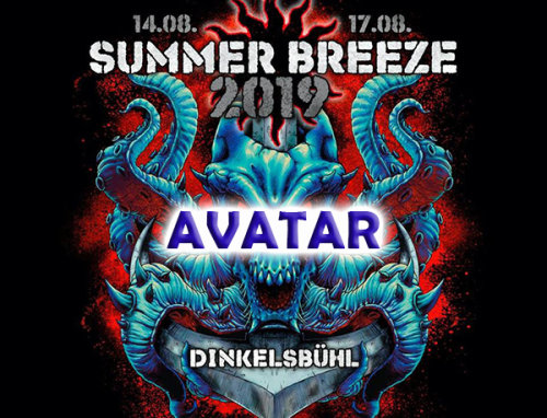 Avatar - Summer Breeze Festival (2019) HDTV