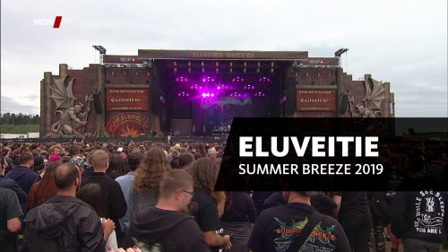 Eluveitie - Summer Breeze Festival (2019) HDTV