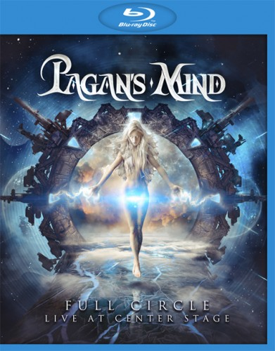 Pagan's Mind - Live At Center Stage