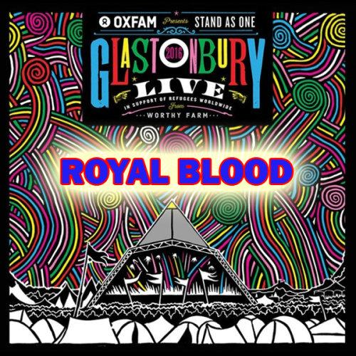 Royal Blood - Glastonbury Festival (2017) HD 720p