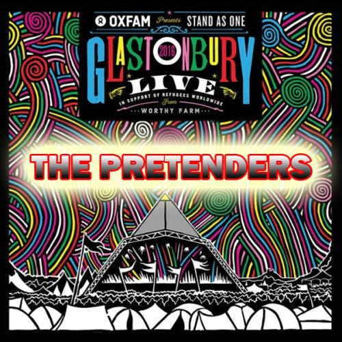The Pretenders - Live At Glastonbury (2017) HDTV