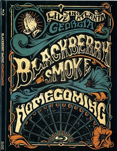 Blackberry Smoke – Homecoming: Live in Atlanta (2019) BDRip 720p