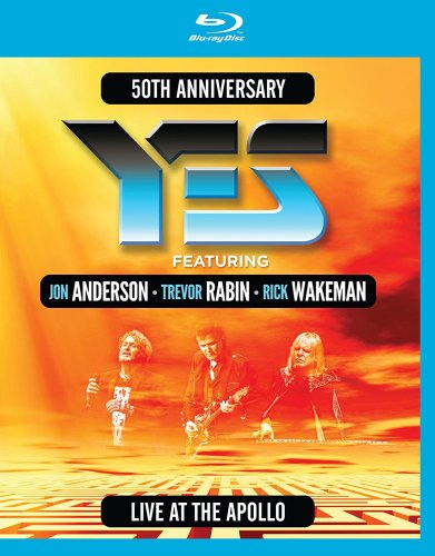 Yes - Live At The Apollo (2017) BDRip 720p