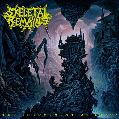 Skeletal Remains - The Entombment of Chaos (2020)