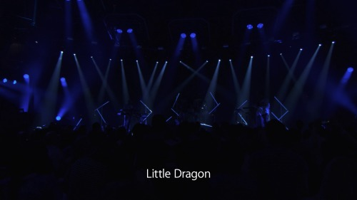Little Dragon - iTunes Festival (2014) HD 1080p