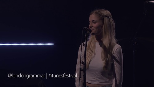 London Grammar - iTunes Festival (2014) HD 1080p