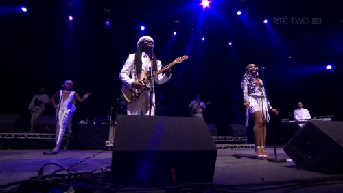 Chic feat.Nile Rogers - Electric Picnic (2014) HDTV