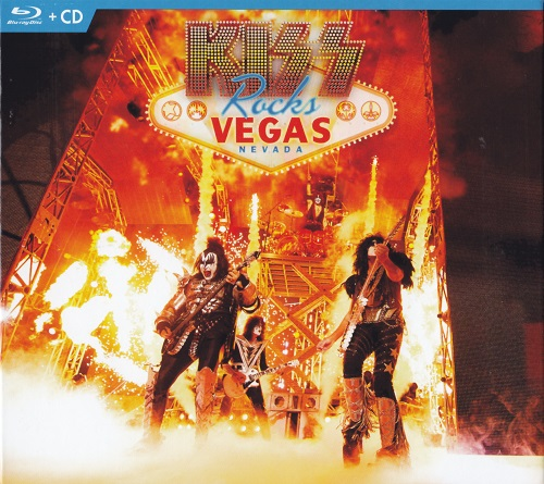 Kiss - Rocks Vegas (2016)