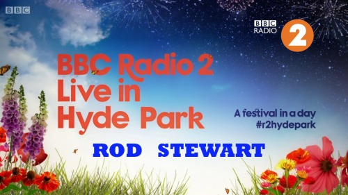 Rod Stewart - Live In Hyde Park