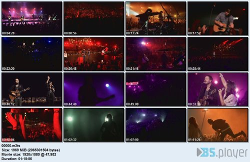 Hillsong  - Live: God Is Able (2011) Blu-Ray