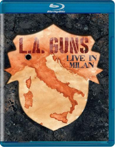 L.A.Guns - Made In Milan (2018) BDRip 720p