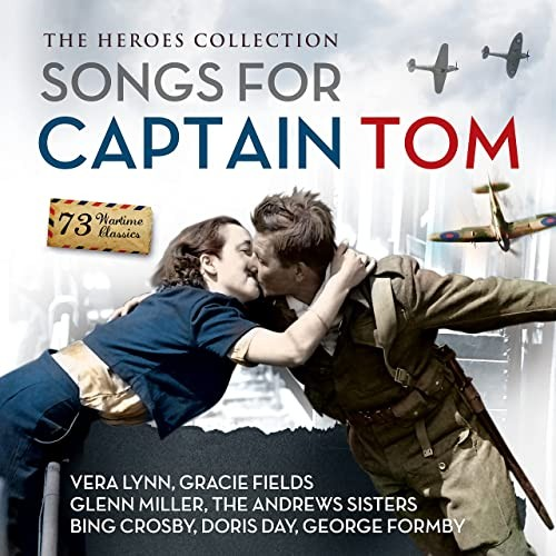 VA - Songs For Captain Tom - The Heroes Collection (2021)