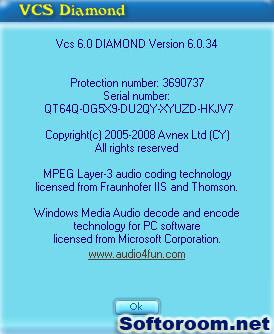Скачать программу AV Voice Changer Software Diamond 6.0.34 (8,44 МБ) .