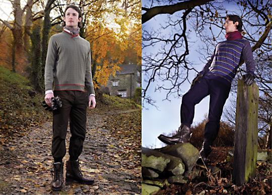 Одежда от John Smedley – респектабельность и практ...