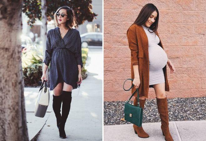 Правильная и удобная одежда для беременных женщин