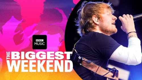 Ed Sheeran - The Biggest Weekend BBC (2018) HDTV
