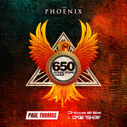 VA - Future Sound Of Egypt 650 The Phoenix [Mixed by Paul Thomas & Philippe el Sisi vs. Omar Sherif] (2020)