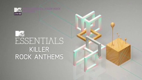 MTV Essentials Killer Rock Anthems