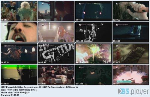 MTV Essentials Killer Rock Anthems