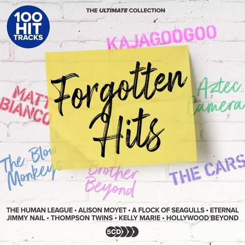 VA - Forgotten Hits The Ultimate Collection (5CD) (2021)