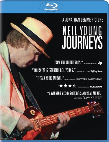 Neil Young - Journeys (2011)