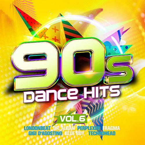VA - 90s Dance Hits Vol. 6 (2020)