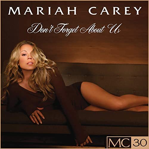Mariah Carey - Don't Forget About Us - EP (2021)