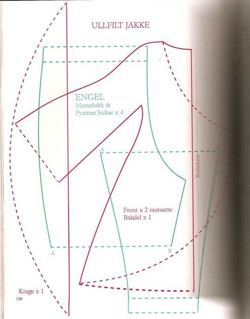 Как сшить халат для тильды 73